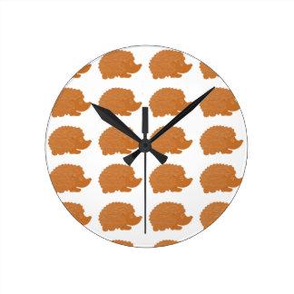Erizo Reloj Redondo Mediano