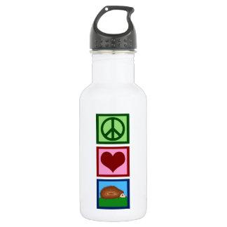 Erizos del amor de la paz