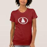 Erlenmeyer Flask Women's Dark T-Shirt