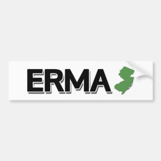 Erma, New Jersey Bumper Sticker