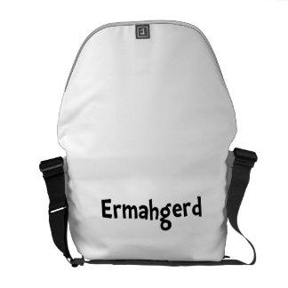 Ermahgerd Messenger Bag