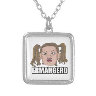 Ermahgerd Necklace