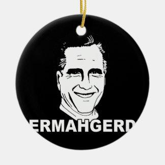 ERMAHGERD ROMNEY.png Ornamentos Para Reyes Magos