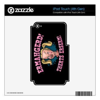Ermahgerd Skin For iPod Touch 4G