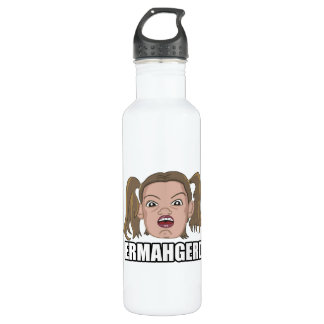 Ermahgerd Stainless Steel Water Bottle