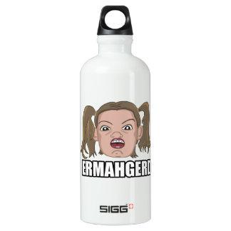 Ermahgerd Water Bottle