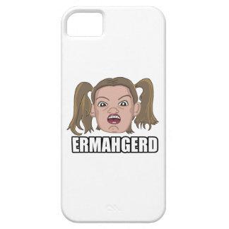 Ermhagerd iPhone 5 Case