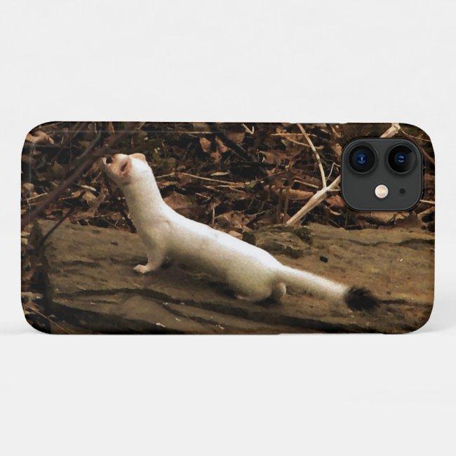 Ermine iPhone 11 Case