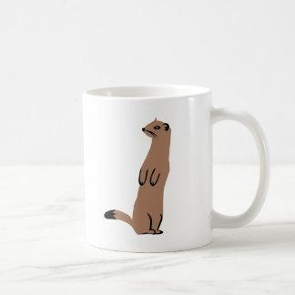 Ermine - Stoat - Weasel Coffee Mug