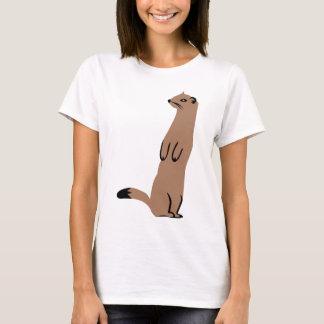 Ermine - Stoat - Weasel T-Shirt