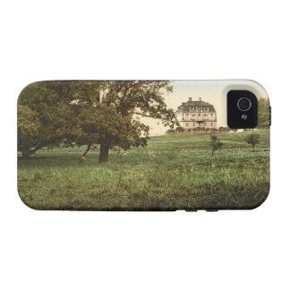 Ermita II, Copenhague, Dinamarca de Klampenborg Case-Mate iPhone 4 Carcasa