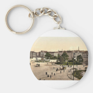 Ernest-August Square, Hanover, Hanover, Germany cl Key Chains
