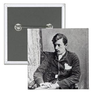 Ernest Dowson Button