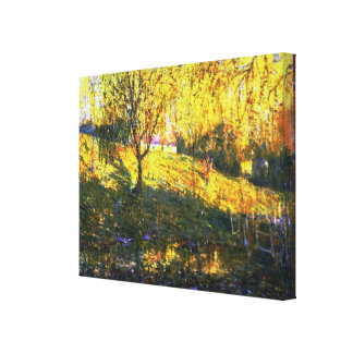 Ernest_Lawson_-_Spring (Enhanced) Canvas Print