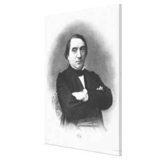 Ernest Renan después de una fotografía de Pedro Lona Estirada Galerias
