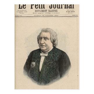 Ernest Renan Postcard