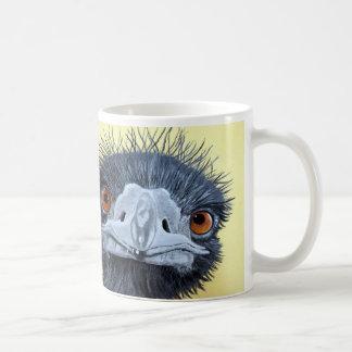 Ernest the Emu mug