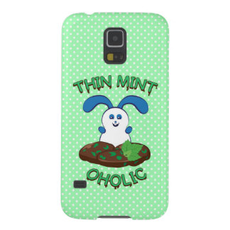 Ernest | Thin mint -oholic Case For Galaxy S5