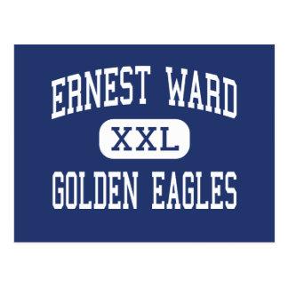 Ernest Ward Golden Eagles Middle Walnut Hill Postcard