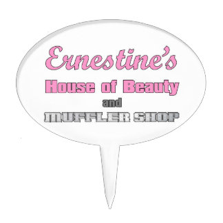 ERNESTINE'S HOUSE OF BEAUTY