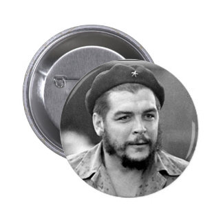 Ernesto Che Guevara Button