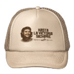 Ernesto Che Guevara Smile Mesh Hat