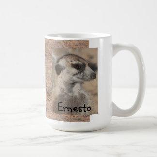 Ernesto Meerkat Mug