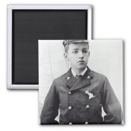 Ernesto Shackleton Imán De Nevera