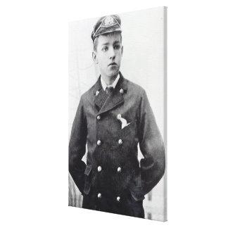 Ernesto Shackleton Lona Envuelta Para Galerías