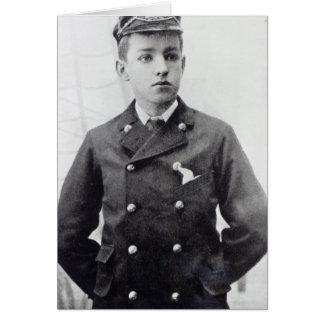 Ernesto Shackleton Tarjeta De Felicitación