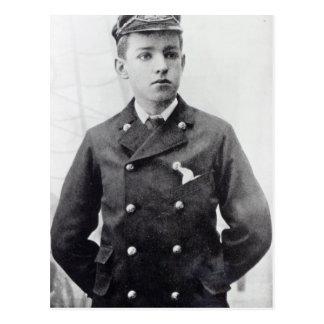 Ernesto Shackleton Tarjeta Postal