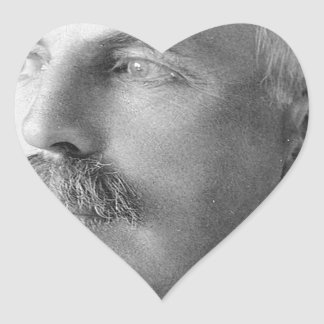 ernestrutherford heart sticker