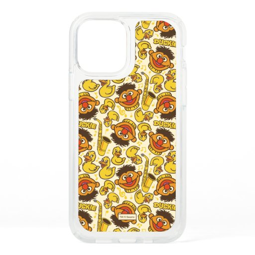 Ernie and Rubber Duckie Pattern Speck iPhone 12 Pro Case