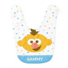 Ernie Baby Face Bib