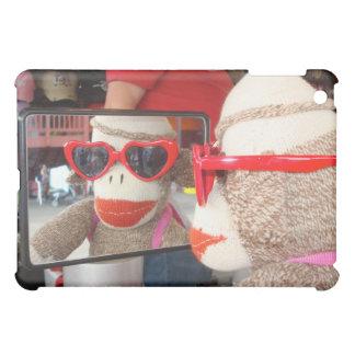 Ernie el caso del iPad del mono del calcetín