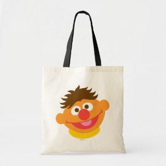 Ernie Face Tote Bag