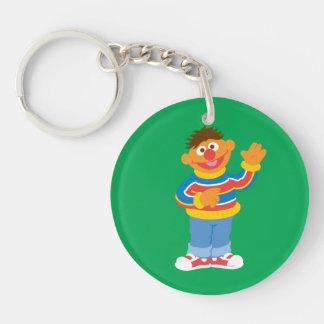 Ernie Graphic Keychain