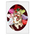 Ernie la tarjeta del el día de San Valentín del am