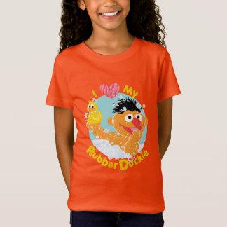 Ernie Loves Duckie T-Shirt
