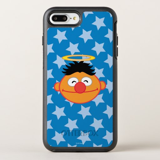 Ernie Smiling Face with Halo OtterBox Symmetry iPhone 8 Plus/7 Plus Case