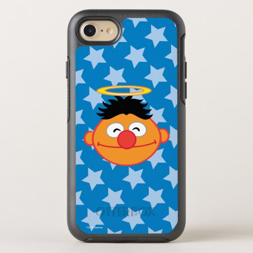 Ernie Smiling Face with Halo OtterBox Symmetry iPhone SE/8/7 Case