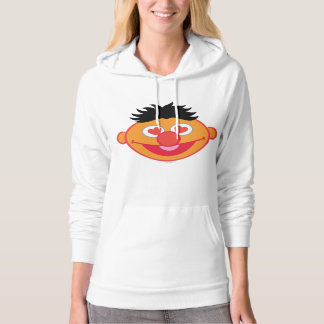 Ernie Smiling Face with Heart-Shaped Eyes Hoodie