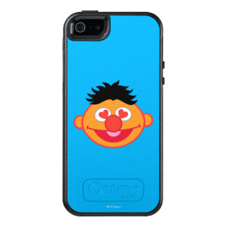 Ernie Smiling Face with Heart-Shaped Eyes OtterBox iPhone 5/5s/SE Case