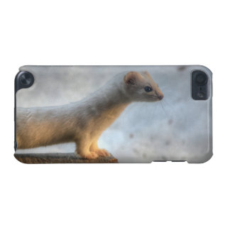 Ernie the Determined Ermine (Weasel) Wildlife iPod Touch 5G Case