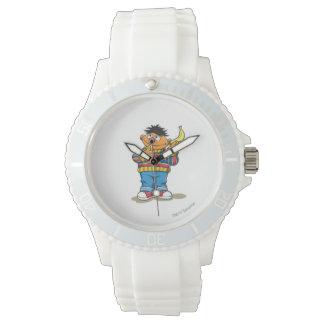 Ernie's Bananas Wristwatch