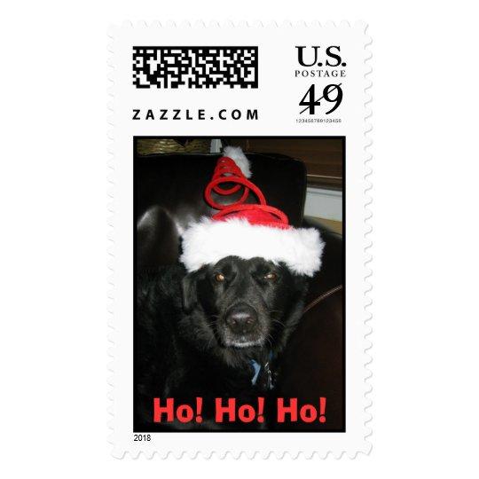 Ernies Christmas Postage Stamp