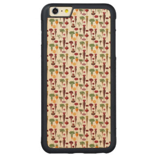 Ernst Benary's Beets Varieties Carved Maple iPhone 6 Plus Bumper Case