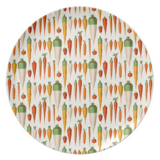 Ernst Benary's Carrots Varieties Plates