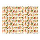 Ernst Benary's Carrots Varieties Postcard