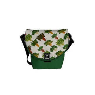 Ernst Benary's Chard Varieties Courier Bags